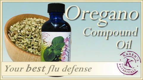 Oregano Compound Oil